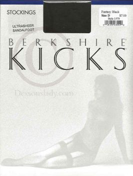 Berkshire US Nylons Sandalfoot