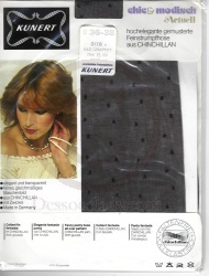 Vintage Fancy Textured Pantyhose all over Pattern