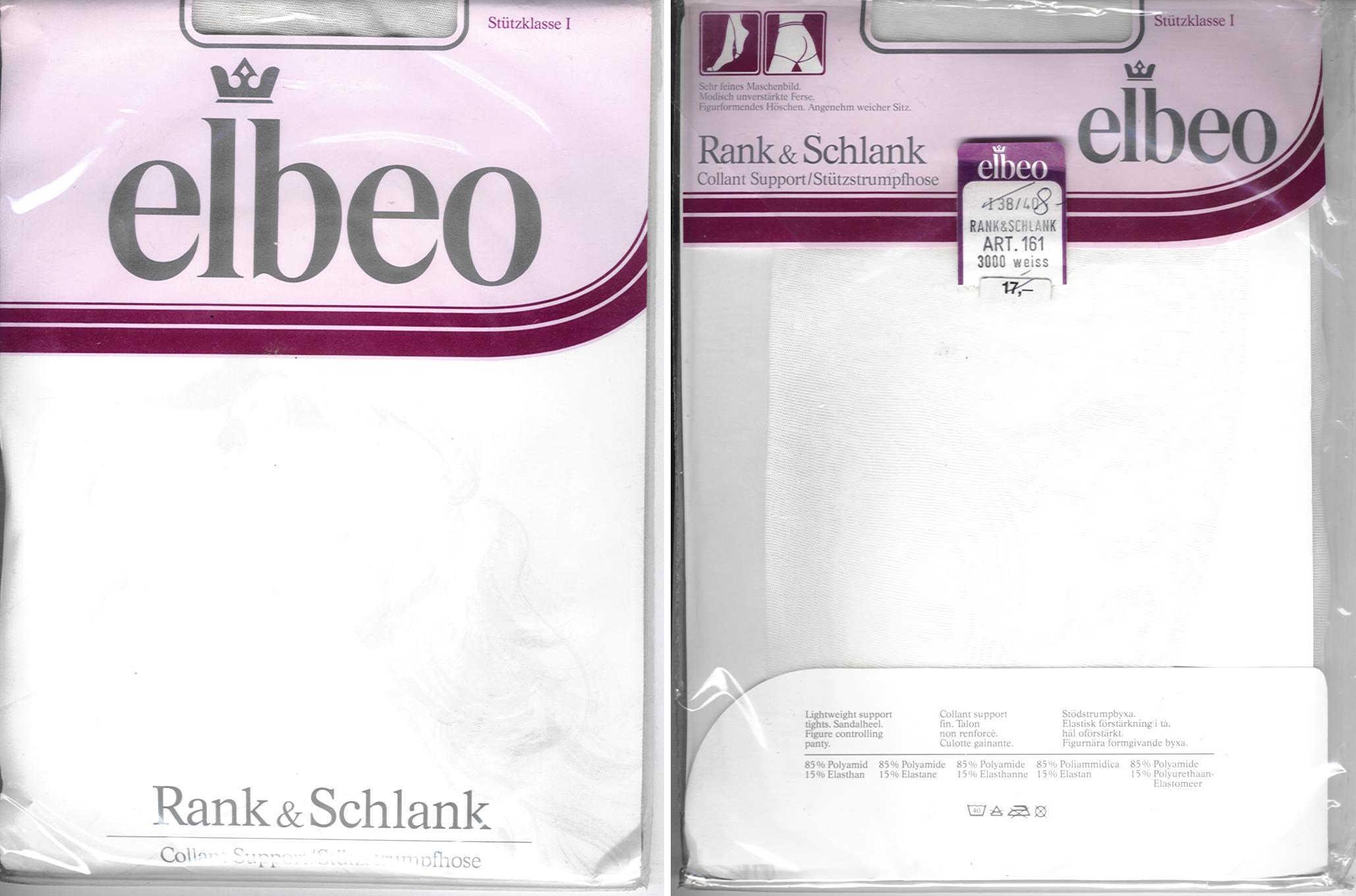 elbeo rank und schlank st tzstrumpfhose legsware shop. Black Bedroom Furniture Sets. Home Design Ideas