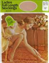 Petite Belle Vintage Sheer Nylon Stockings Nylons Sz 9,5 M