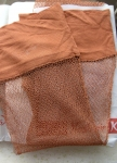 FISHNET FF Vintage Seamed Stockings Sz 9,5